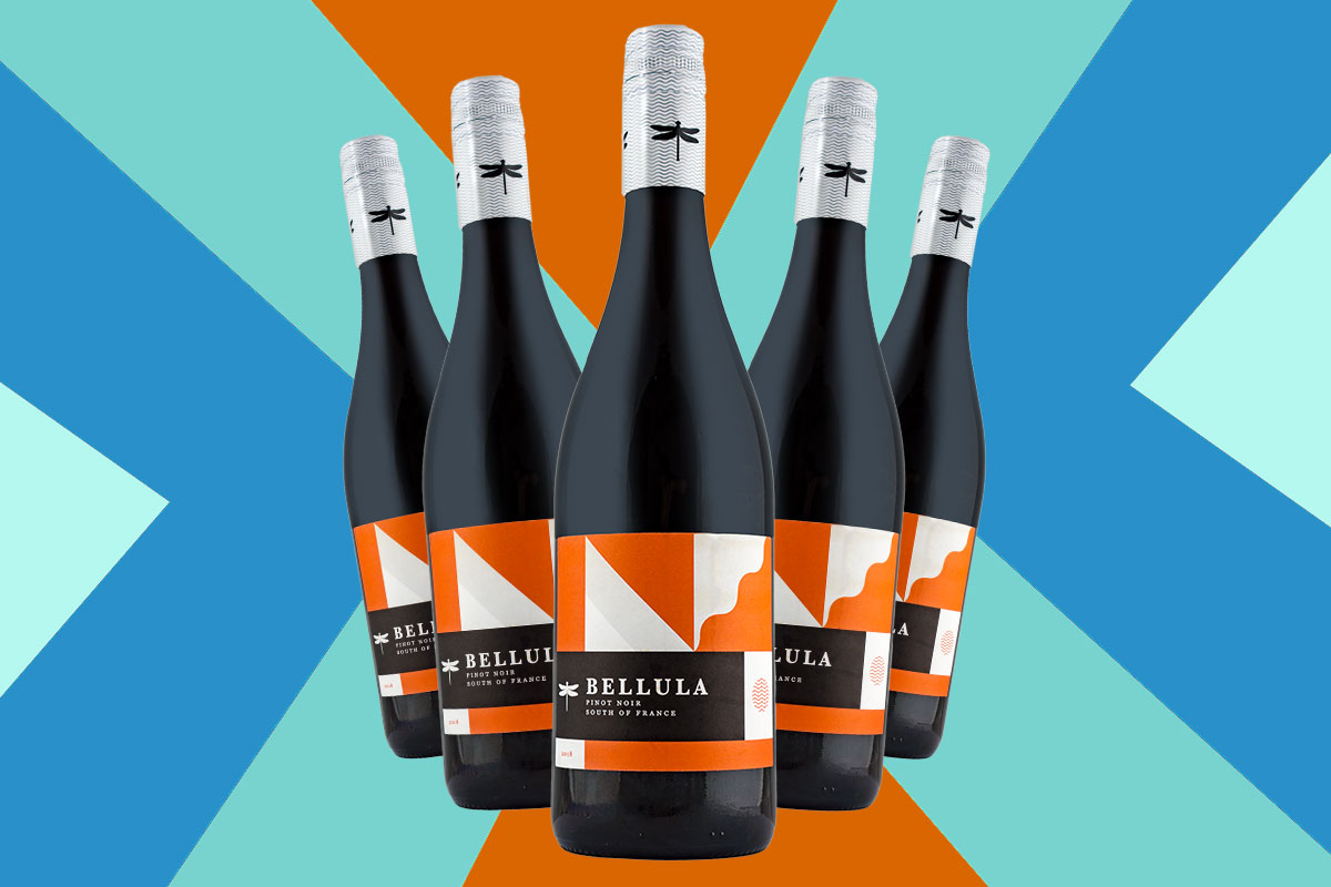 2018 Bellula Pinot Noir